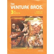 The Venture Bros.: Season Three [2 Discs] [DVD]