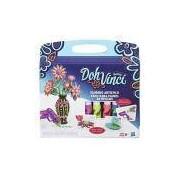 Conjunto DohVinci Vaso de Flores Hasbro