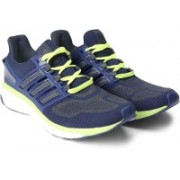 ADIDAS ENERGY BOOST 3 M Running Shoes For Men(Blue, Green)