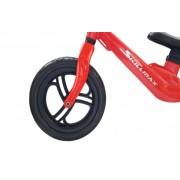 Bicicleta fara pedale 12 inch rosie inaltime reglabila si roti Eva
