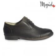 Pantofi dama din piele naturala 23408/Maro/Miriam