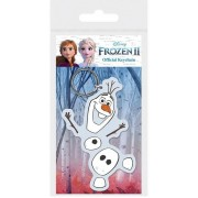 Pyramid Frozen 2 - Olaf Rubber Keychain