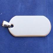 Медальон Danieli изработен от медицинска стомана 316L (PSS02)