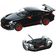 Rastar Officially Licensed Brand New Radio Remote Control Car 1/14 Scale Porsche 911 Gt3 Rs Rc Rtr Black