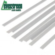 Evergreen Scale Models Strip .020 x .156 (10) by