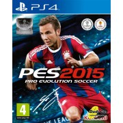 Ps4 pro evolution soccer 2015 igrica