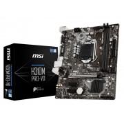 MB, MSI H310M PRO-VD /Intel H310/ DDR4/ LGA1151
