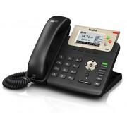 Yealink SIP-T23G telefono IP Nero Cornetta cablata LCD