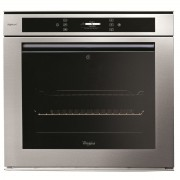 Cuptor incorporabil Whirlpool AKZM 6560 IXL, Electric, 8 Functii, LCD, Clasa A+, Full Touch, Inox iXelium