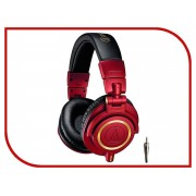 Audio-Technica ATH-M50X Red Limited Edition