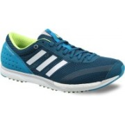 ADIDAS ADIZERO TAKUMI SEN Running Shoes For Men(Black)