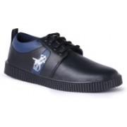 Shoe Mate black casual shoes Casuals For Men(Black)