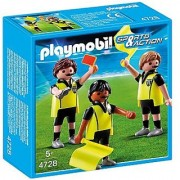 PLAYMOBIL Referees Figure Set Toy