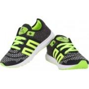 Super Matteress Shoe fly-1026 Running Shoes For Men(Green)