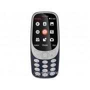 Nokia 3310 Dual SIM mobitel, Dark Blue