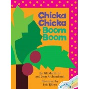 Chicka Chicka Boom Boom [With CD (Audio)], Paperback