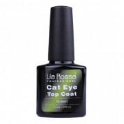 Top Coat Oja semipermanenta Efect Cat Eye Lila Rossa 7.3ml TCLRC04