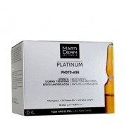 Martiderm Platinum Photo-Age, 30 ampollas x 2ml. -