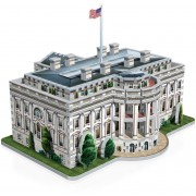 Puzzle 3D Wrebbit - The White House, 490 piese (52539)
