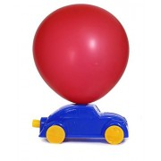 Toy Cubby Assorted Balloon Powered Race Cars for Kids - Pack of Twelve - Ideal for Parties