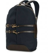 Mismo M/S Sprint Backpack Navy/Dark Brown