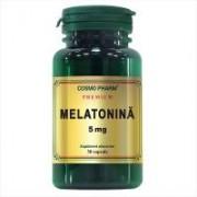 Melatonina 5 mg 30cps COSMOPHARM PREMIUM
