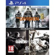 Joc consola Ubisoft Ltd COMPILATION RAINBOW SIX SIEGE & THE DIVISION PS4