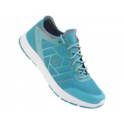 Women's Adfuze Trainers Caribbean Green Fiery Coral