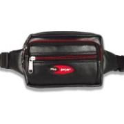 Adamstone Polo Sport Waist Bag(Black)
