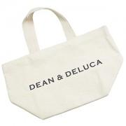 ≪DEAN & DELUCA(ディーン&デルーカ)≫ トートバッグ S(ナチュラル)
