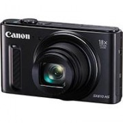 Canon PowerShot SX610 HS crni digitalni fotoaparat