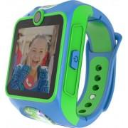 "Smartwatch MyKi Junior, Procesor Dual-Core 1.2GHz, Display TFT LCD 1.4"", Wi-Fi, Bluetooth, 3G, Camera, dedicat pentru copii (Albastru/Negru)"