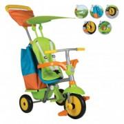 Tricicleta copii Rainbow 3 in 1