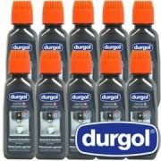 Durgol Swiss Espresso vízkőmentesítő 10x125ml