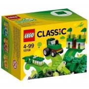 Lego Caja Creativa Verde-Verde
