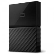 Външен диск HDD 1TB USB 3.0 MyPassport for Mac NEW Черен, WDBFKF0010BBK