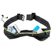 It's Running Double Smart Belt, Laufgürtel, Sportgürtel, Anti-Rutsch-Beschichtung