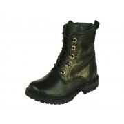 Freesby Freesby stoere hippe Meisjes veterboot met rits