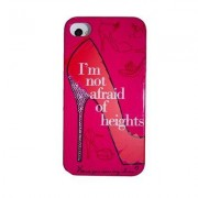 geschenkidee.ch Sex and the City Iphone Hülle I am not Afraid of Heights