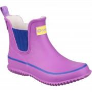Cotswold Childrens/Kids borstelige Wellington laarzen Paars 30 EUR