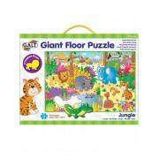Giant Floor Puzzle: Jungla, 30 piese, 3 ani+