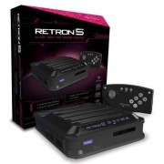 Hyperkin Inc Hyperkin RetroN 5 Retro Video Gaming System Black