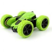 Emob Atom Max Fancy Dancing 360 Flip Off Road Remote Control Stunt Car (Green)