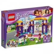 Конструктор ЛЕГО Френдс - Спортен център Хартлейк, LEGO Friends, 41312