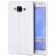 Funda Case para Samsung Galaxy J5 de Plastico tipo TPU Flexible -Blanco