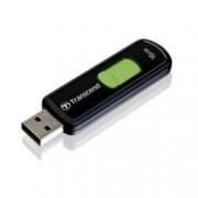 Transcend JetFlash 500 16Gb USB 2.0 Type-A Verde unità Flash USB