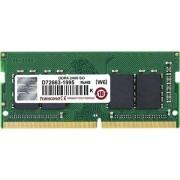 Memorija za prijenosno računalo Transcend 4 GB 2666MHz DDR4 JM2666HSH-4G, SO-DIMM PC-21300