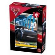Puzzle 35 piese Disney Cars 3 Modelul 3