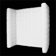 7.8ft Inflatable Light Wall For Photo Booth with LED Lights with Internal Blower Shooting Tent