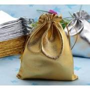 Bustine regalo in lamè